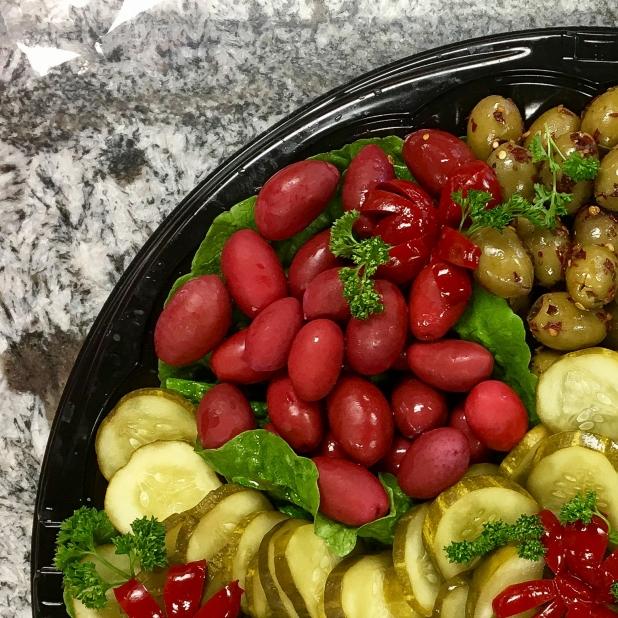 olive Pickle Relish1.2